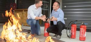 Glück gehabt! – Wie sich Brandschutz im Betrieb auszahlt