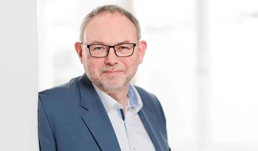 Cornelius Kalk, Bereichsverantwortlicher Datenschutz bei der PROTEKTO