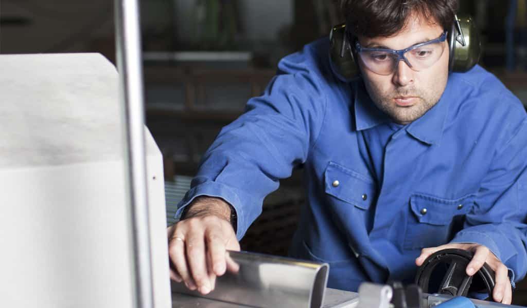 Beitragsbild Lärmschutz am Arbeitsplatz