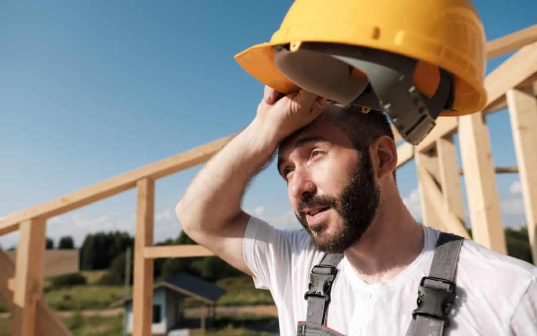 Aktuelle Umfrage zum Thema UV-Schutz in der Baubranche zeigt, die Gefahr wird verstanden, aber nicht gehandelt