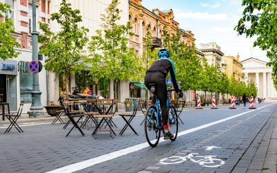 Verkehrssicherheit bei beruflichen Fahrten mit dem Fahrrad: So können Arbeitgeber nachhelfen