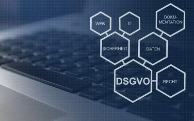 Informationspflichten im Rahmen der Datenschutzgrundverordnung einhalten