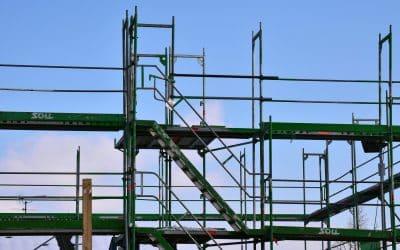 Leitern und die TRBS 2121–2: Das müssen Sie bei der Nutzung von Leitern beachten!