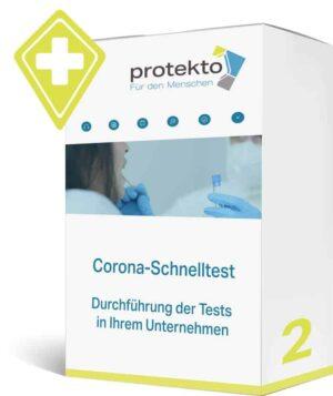 Corona Schnelltest | Durchführung des Tests in Ihren Unternehmen für Ihre Mitarbeiter
