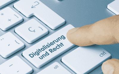 Bundestag beschließt neues Digitalisierungsgesetz