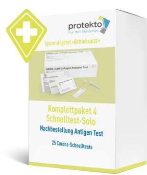 Nachbestellung Corona-Antigen Test