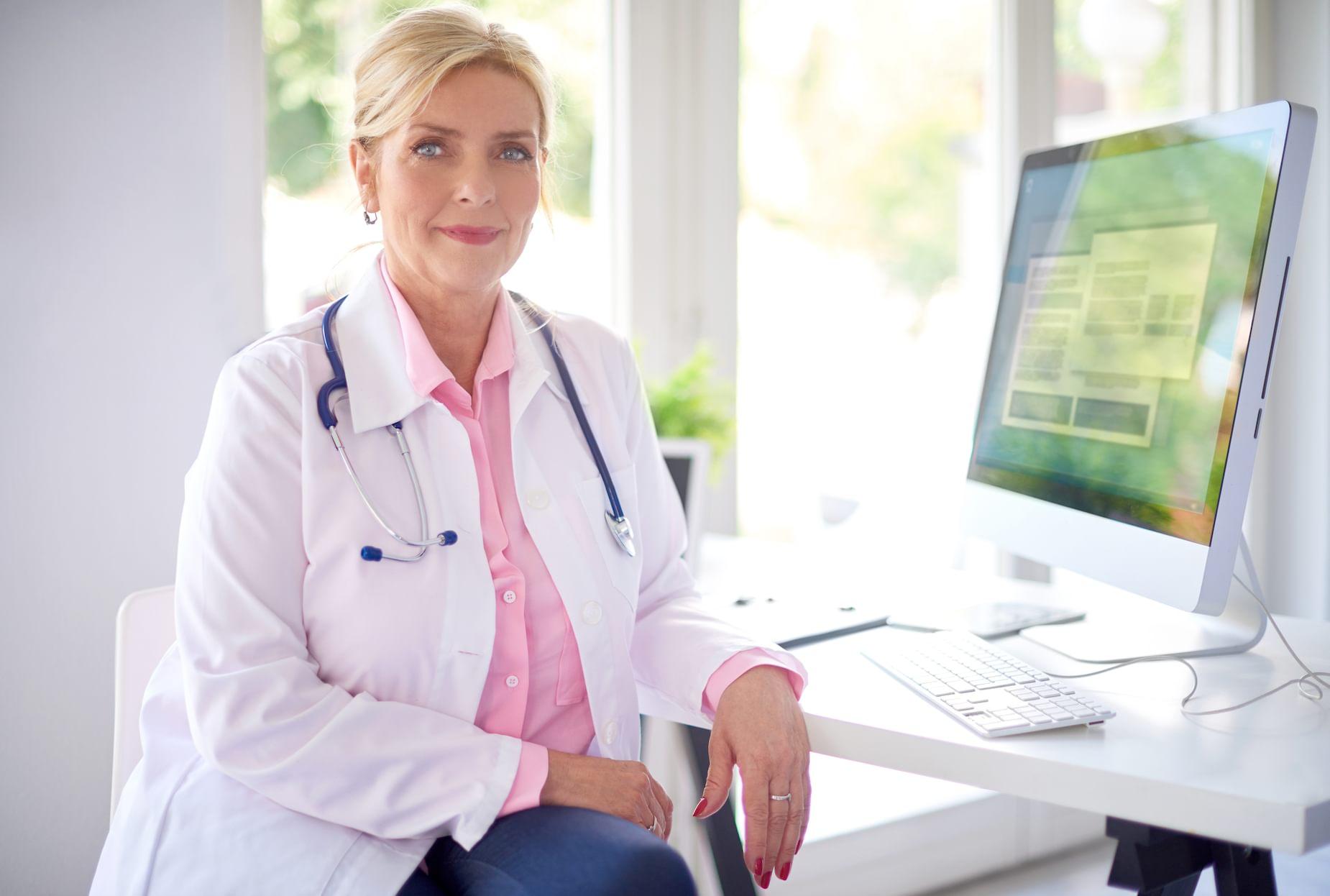 Cyberkriminalität in Arztpraxen