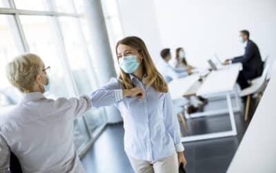 Immer noch Nachholbedarf beim Infektionsschutz in Betrieben