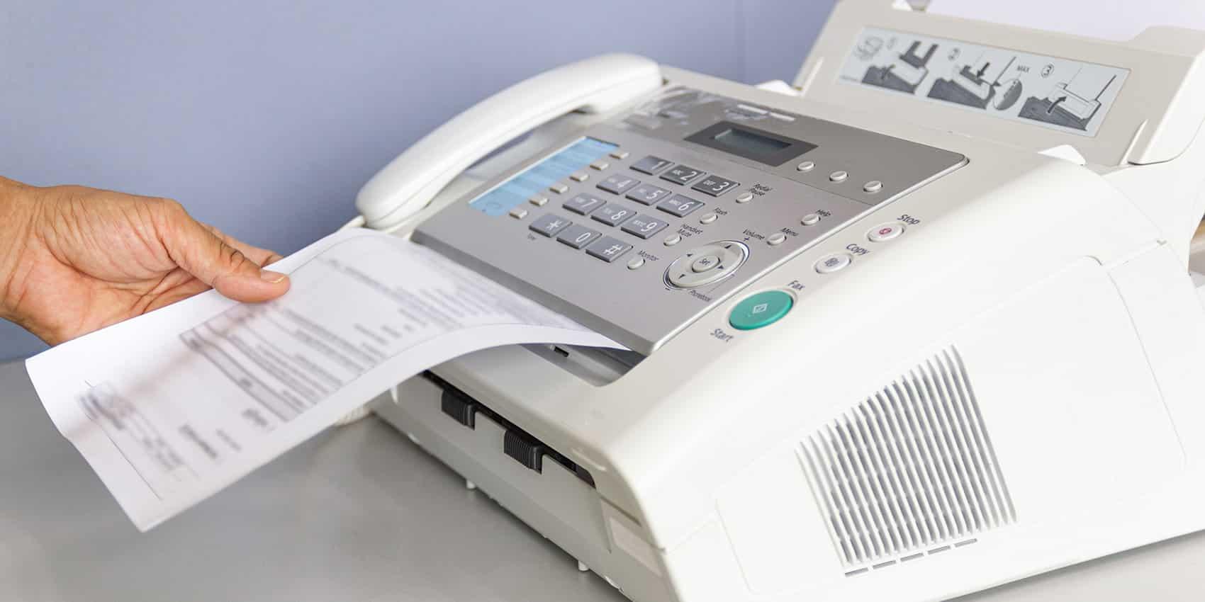 Hat das Fax ausgedient?