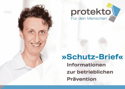 »Schutz-Brief«   06/2021 Im Fokus: Die arbeitsmedizinischen Vorsorgen