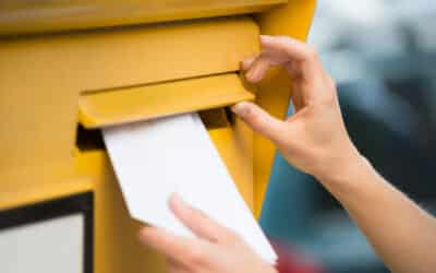 Ein Unfall auf dem Weg zum Briefkasten – Greift die Unfallversicherung der Berufsgenossenschaft?