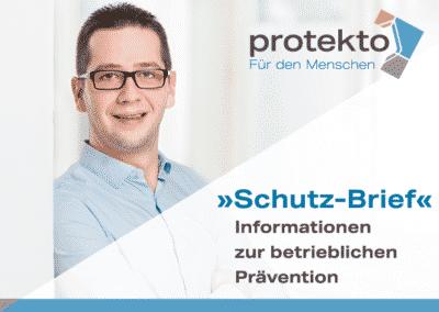 »Schutz-Brief«   07/2021 Im Fokus: Prüfung elektrischer Betriebsmittel