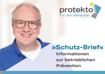 »Schutz-Brief«   08/2021 Im Fokus: Brandschutz