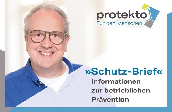Schutz-Brief Header